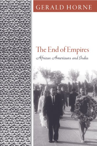 9781592139002: The End of Empires: African Americans and India