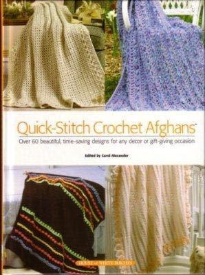 9781592170418: Quick-Stitch Crochet Afghans