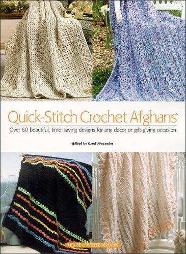 9781592170654: Quick-Stitch Crochet Afghans