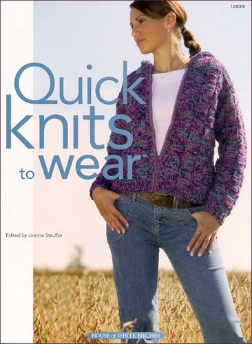 9781592170661: Quick Knits to Wear