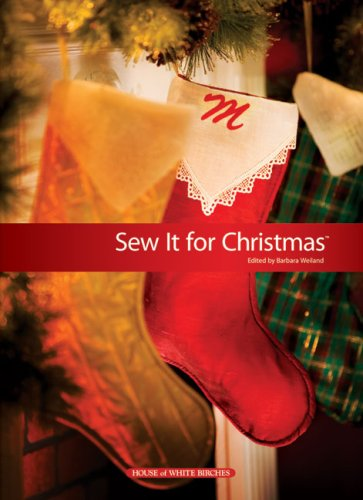 9781592171668: Sew It for Christmas