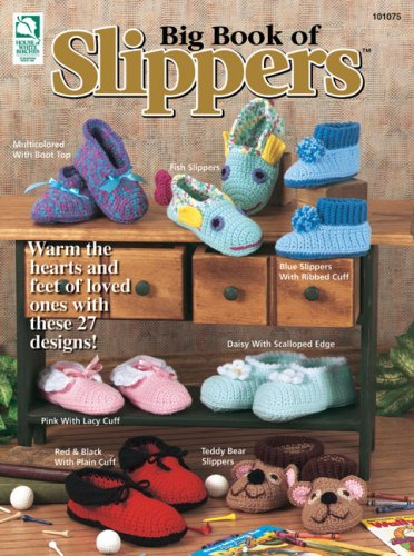 9781592171910: Big Book of Slippers