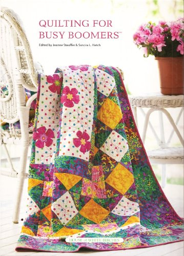 9781592171927: Quilting for Busy Boomers