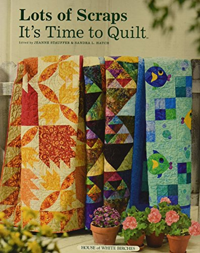 9781592172061: Lots of Scraps: It's Time to Quilt