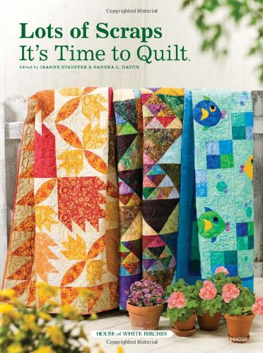 9781592172283: Lots of Scraps: It's Time to Quilt