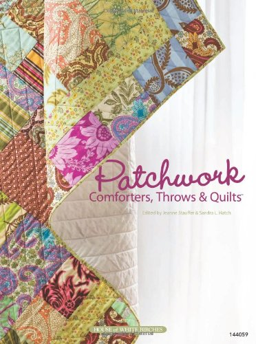 9781592172603: Patchwork Comforters, Throws & Quilts