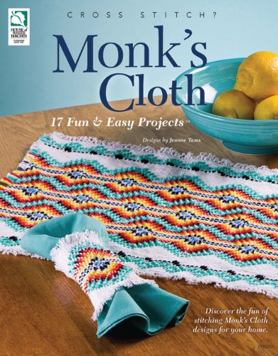 9781592172979: Monk's Cloth: 17 Fun & Easy Projects