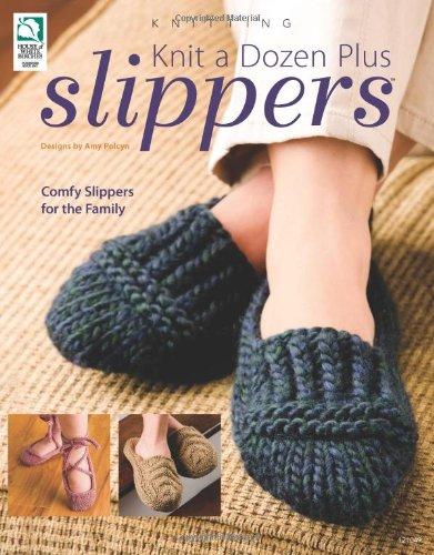 9781592173020: Knit a Dozen Plus Slippers