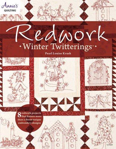 9781592173211: Redwork Winter Twitterings
