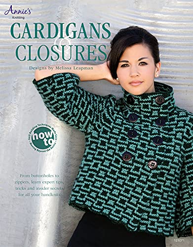 9781592173655: Cardigans & Closures