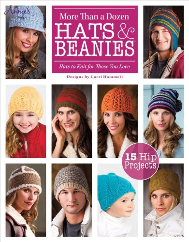 9781592173938: More Than a Dozen Hats & Beanies