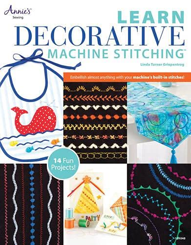 9781592174867: Learn Decorative Machine Stitching