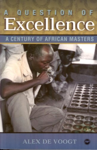9781592212828: A Question of Excellence: A Century of African Masters