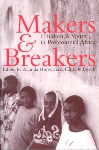 9781592213405: Title: Makers Breakers Children Youth in Postcolonial A