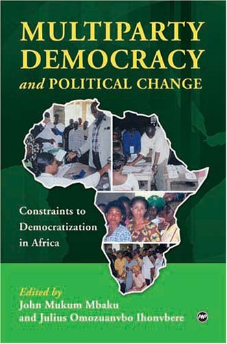 9781592214242: Multiparty Democracy and Political Change: Constraints to Democratization in Africa