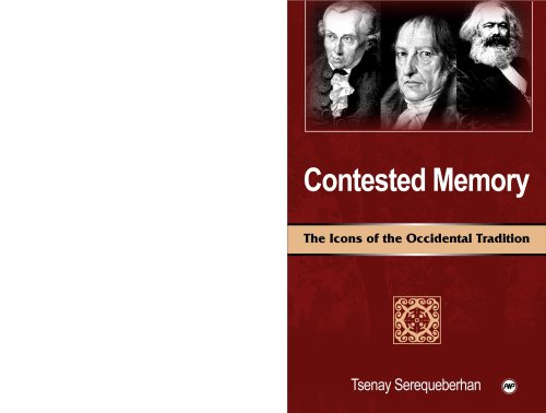 9781592214617: Contested Memory:  The Icons of the Occidental Tradition
