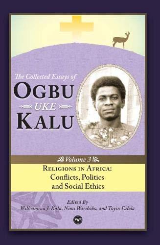 Religions in Africa (Paperback): Ogbu Uke Kalu