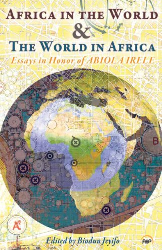 Africa in the World and the World: Irele, Abiola
