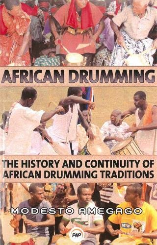 9781592219353: African Drumming: The History and Continutiy of African Drumming Traditions (Harriet Tubman Series on the African Diaspora)