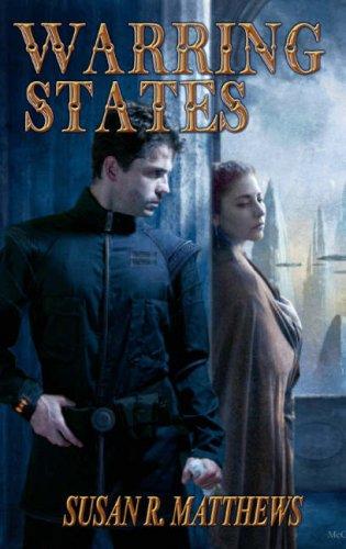 Warring States: A Jurisdiction Novel: Susan R. Matthews