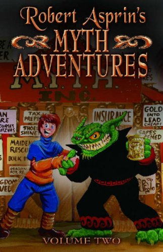 9781592221134: Robert Asprin's Myth Adventures Volume 2
