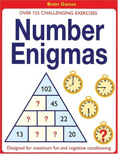 Number Enigmas: Over 125 Challenging Exercises Designed: Moore, Alison