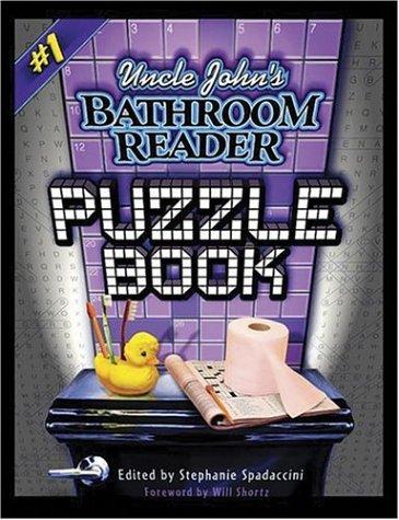 9781592230228: Uncle John's Bathroom Reader Puzzle Book
