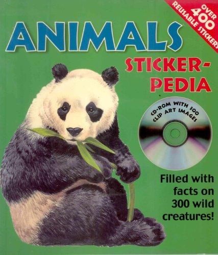 9781592230457: Animals Stickerpedia