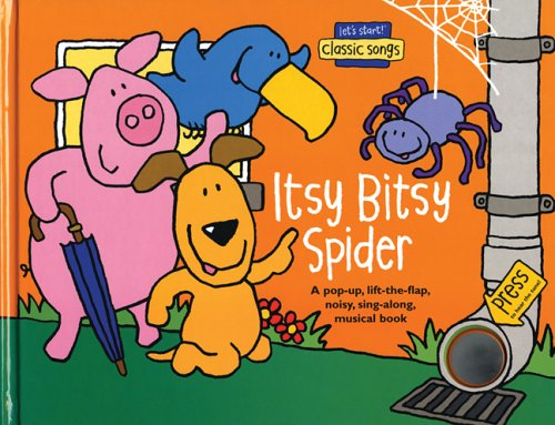 9781592230495: Let's Start! Classic Songs: Itsy Bitsy Spider