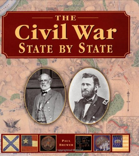 9781592230549: The Civil War State By State