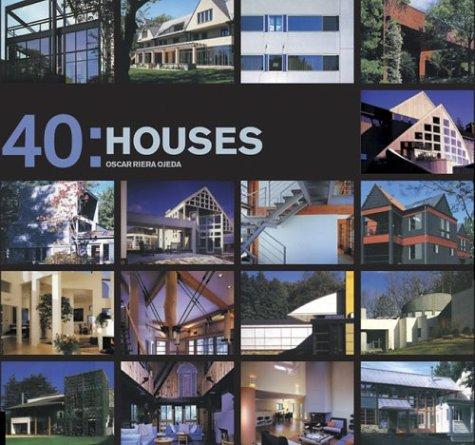 9781592230952: 40 Houses