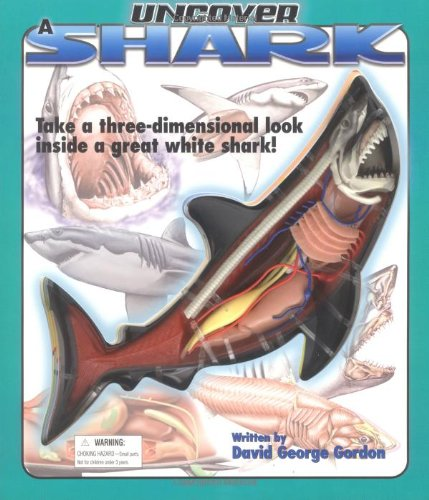 9781592231157: Uncover a Shark: An Uncover It Book (Uncover Books)