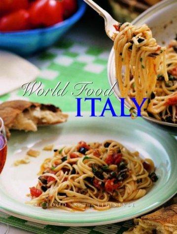 9781592231324: World Food Italy (World Food Series)