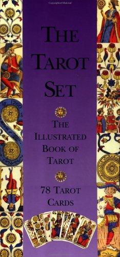 9781592231386: The Tarot Set: The Illustrated Book of Tarot