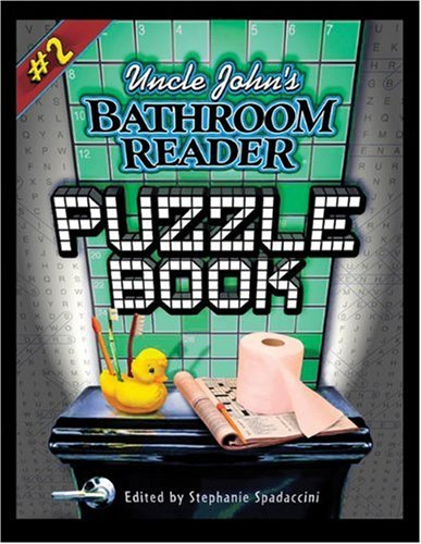 9781592231577: Uncle John's Bathroom Reader Puzzle Book #2 (Uncle John Presents)