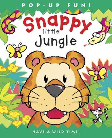 9781592231881: Snappy Little Jungle (Snappy Little Pop-Ups)