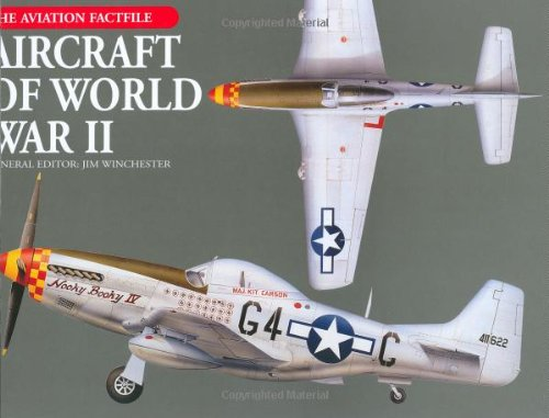 9781592232246: Aircraft of World War II (The Aviation Factfile)