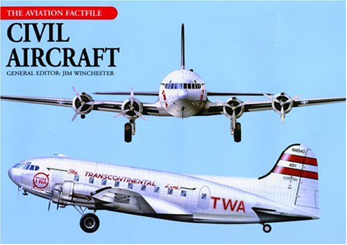 9781592232260: Civil Aircraft (The Aviation Factfile)
