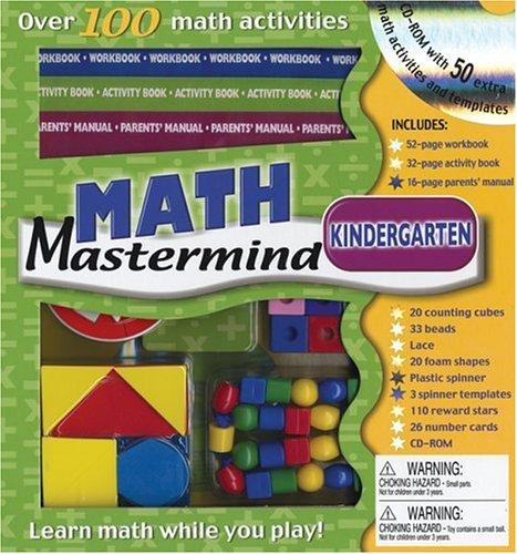 9781592233151: Math Mastermind Kindergarten