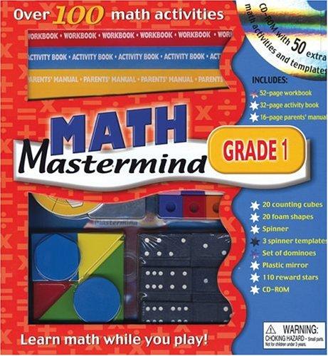 9781592233168: Math Mastermind Grade 1