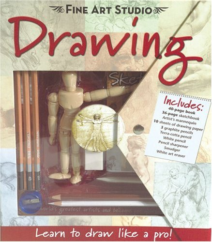 Fine Art Studio: Drawing: Bradrick, Jim