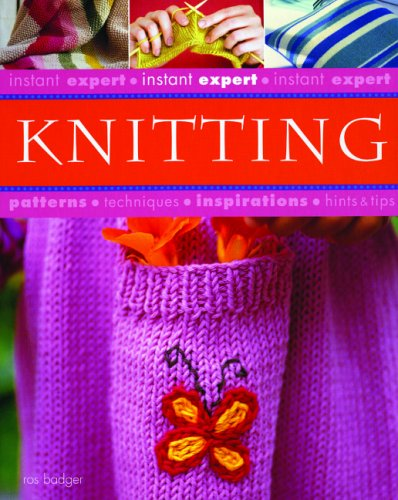 9781592233458: Instant Expert: Knitting