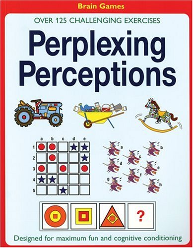 9781592233533: Perplexing Perceptions: Over 125 Challenging Exercises