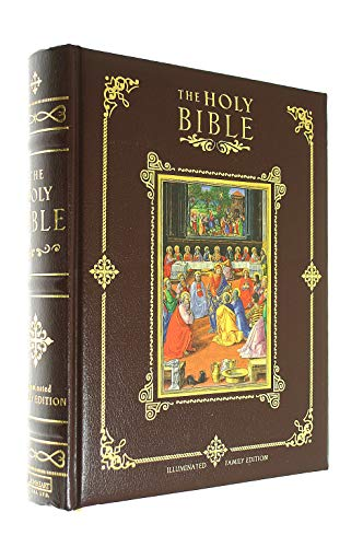 9781592233557: Holy Bible, Illuminated Family Edition