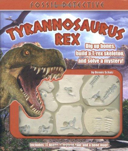 9781592233731: Tyrannosaurus Rex (Fossil Detective S.)