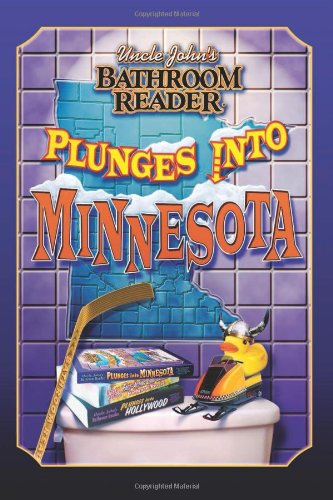 9781592233809: Uncle John's Bathroom Reader Plunges into Minnesota