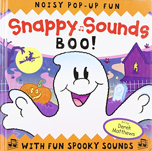 9781592234523: Snappy Sounds: Boo! Noisy Pop-Up Fun with Fun Spooky Sounds