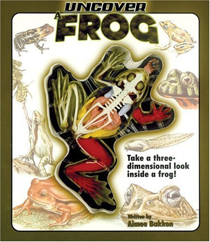9781592234561: Uncover a Frog (Uncover Books)