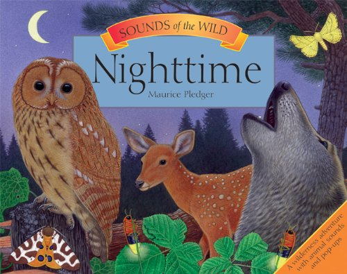 9781592234714: Sounds of the Wild: Nighttime (Pledger Sounds)