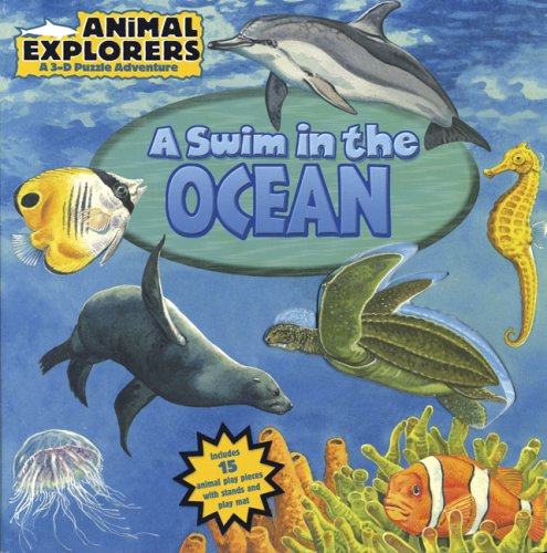 9781592234752: Animal Explorers: A Swim in the Ocean
